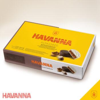 Alfajor Mixtos chocolate 12 unidades