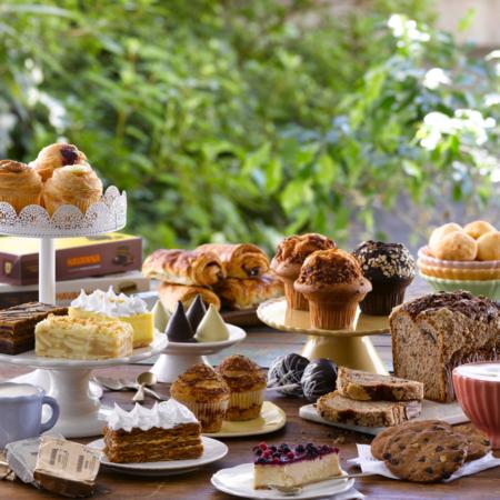 H pastries