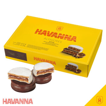 Havanna Alfajor Mixto x12